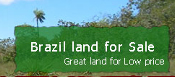 Farm land, waterfalls, riverfront tracts as well as residential lots. Low cost real estate in the farming region of Brazil. Near the Amazon. Owner financing.